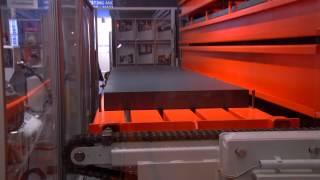 Tube 2014: Kasto kombiniert Sägetechnik und Lagersysteme