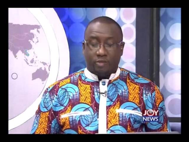 Ailing Korle Bu   PM Express on Joy News 8 2 16