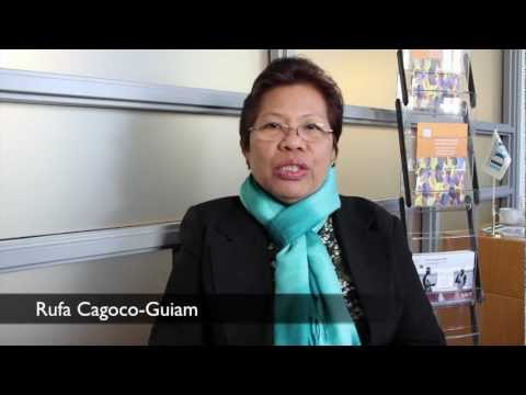 Interview with Rufa Cagoco-Guiam Associate Professor, Mindanao State University, Philippines