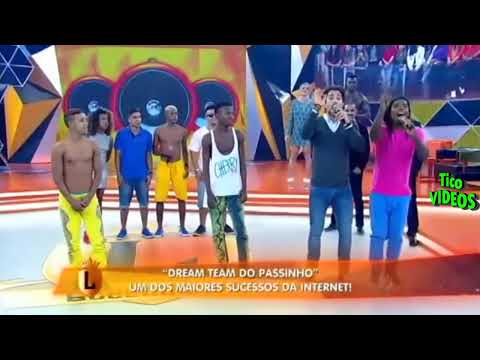 Dream Team do Passinho no Programa Legendários da Record ♫