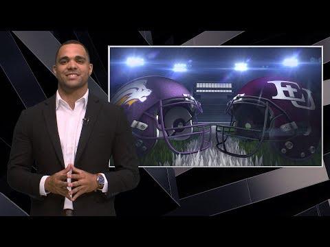 SAGU Football takes on Evangel – SAGU Sports Update (S3E1)