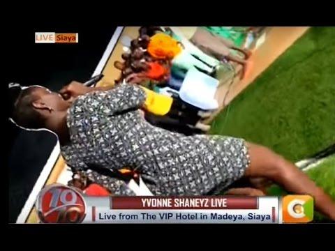 Amazingly talented Siaya songstress Yvonne Shanneyz #10Over10