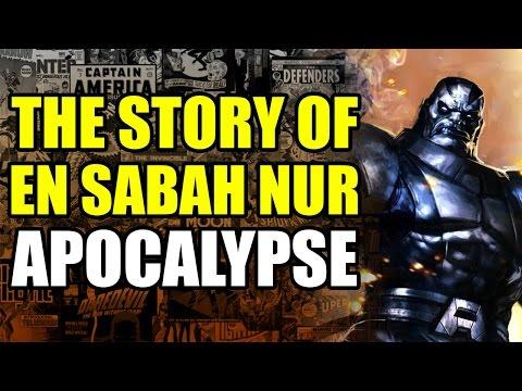Marvel Comics: Apocalypse Explained