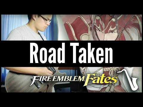 Fire Emblem Fates: Road Taken - Jazz Cover || insaneintherainmusic