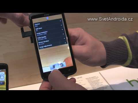 HTC One S a One X na MWC 2012