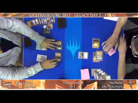 Grand Prix Strasbourg Final: Jacob Wilson vs. Thomas Enevoldsen (Legacy)