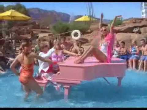 High School Musical 2 Fabulous music video