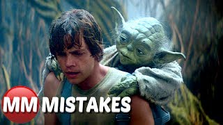 Star Wars The Empire Strikes Back | Movie Mistakes | Star Wars Goofs