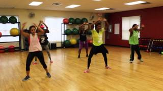 Zumba With Mojo Aquecimento 50 Cent By Dj Batata