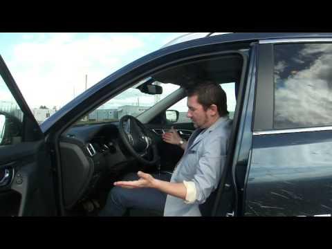 Тест-драйв нового Nissan X-Trail / Nissan X-Trail 2015 от Евгения Мельченко