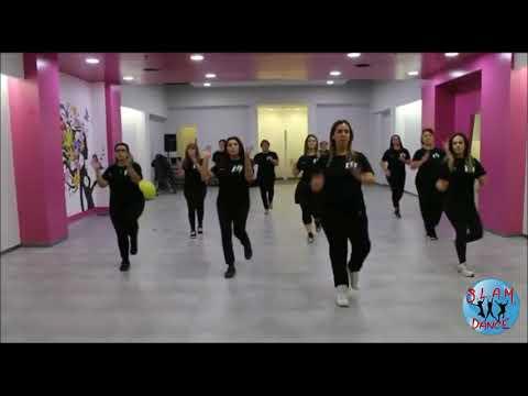 La Profunda Melodia   Jake La Furia   El Party ft  Alessio Coreo Laura Di Paola