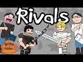 RIVALS - Terrible Writing Advice