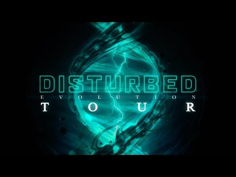 Disturbed - Evolution Tour [Trailer]