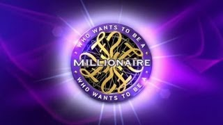 Who wants to be a millionaire. Promo