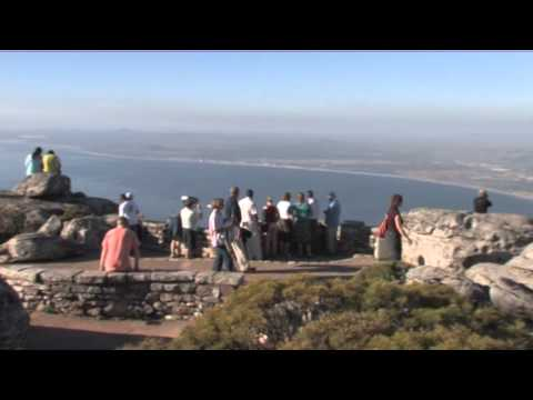Table Mountain Part 1, Cape Town Big 6 - South Africa Tourism