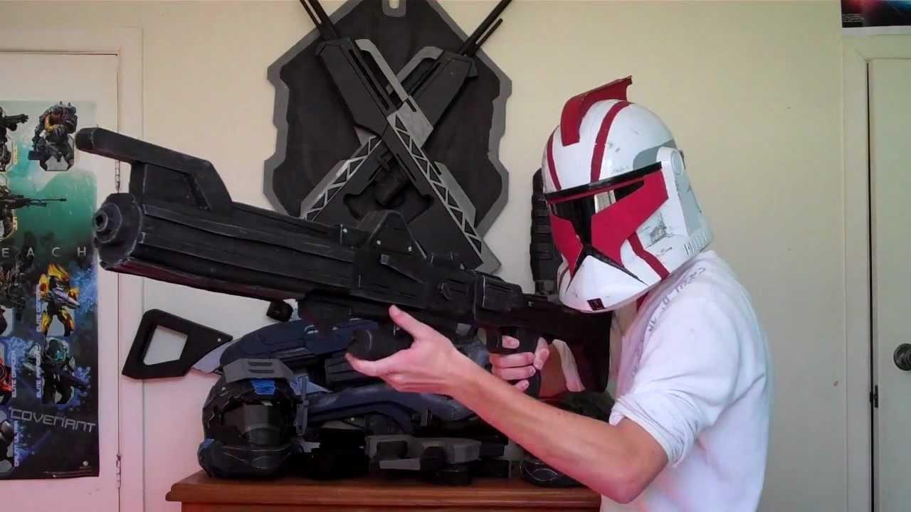 Star Wars The Clone Wars Film Star Wars Clone Trooper Dc-15
