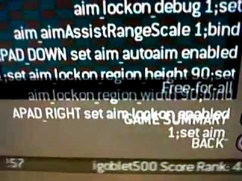 FREE!!! Call Of Duty Modern Warfare 2 Infection Lobby!! (AUTO AIM)