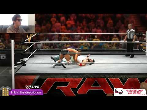 WWE RAW, January 27, 2014 FULL SHOW
