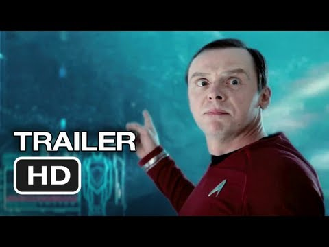Star Trek Into Darkness Official Trailer 2 (2013) – JJ Abrams Movie HD