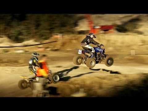 ATVWA   2014 Big Pete Memorial ATV Supercross - 90-125cc Quad RAW