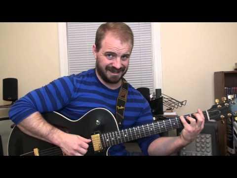 Black Hole Sun arr. for solo guitar- Guitar Lesson Austin