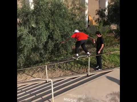 Weeee @zionwright_ 😈 📲: @edduff | Shralpin Skateboarding