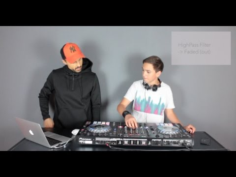 DJ BEATMATCHING TUTORIAL BEGINNER