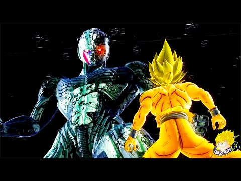 Dragon Ball Z Ultimate Tenkaichi - Story Mode SSJ Goku Vs Meta-Cooler (Part 37) 【HD】