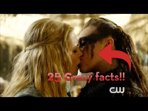 25 FACTS you didn't know about The 100!