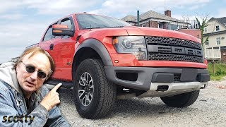 What It's Like to Own a Ford Raptor