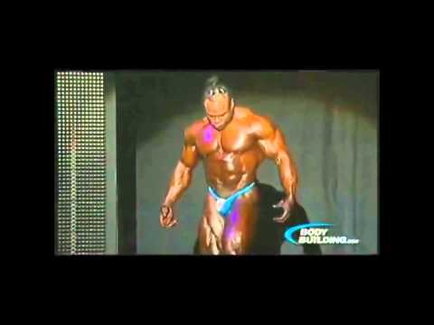 Epic Bodybuilding Dream By Zhasni