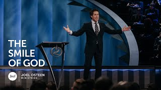 Joel Osteen - The Smile of God