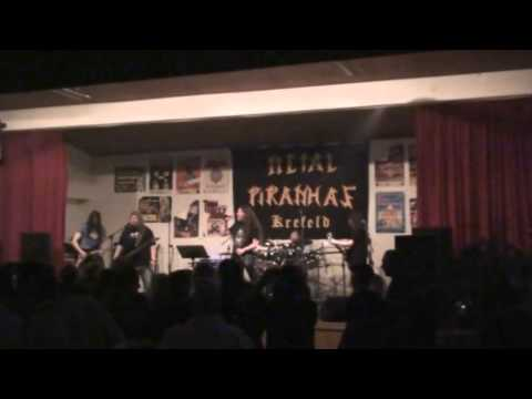 Metal Piranhas All Stars Project: Prowler (Iron Maiden Cover)