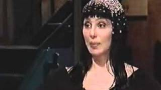 Cher - Wise TV Show Norway (1999) Interview