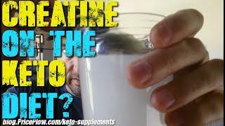 CREATINE on the Keto Diet?