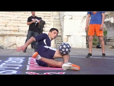 Freestyle Soccer - Red Bull Street Style World Tournament 2014 In Bulgaria video