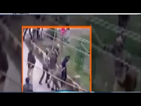 NIT Students Thrashed by Jammu and Kashmir Police During Protest