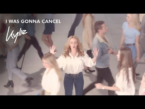 Kylie Minogue – I Was Gonna Cancel (Official Video)