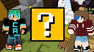 Minecraft / Lucky Block Survival Islands Skywars / Radiojh Audrey Games