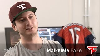 CS:GO Player Profile - Maikelele - Faze