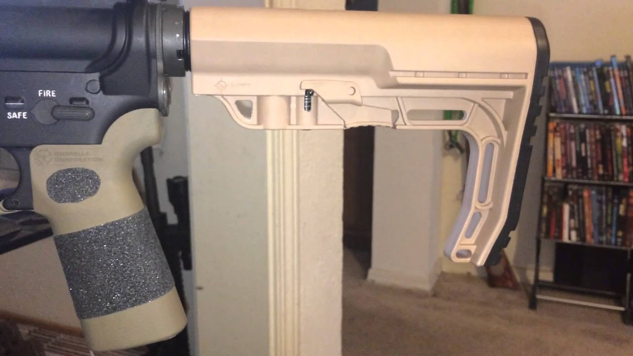 Magpul Fde Paint Doesn't Match Magpul Fde