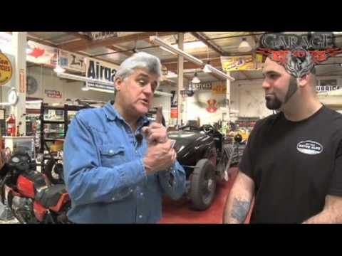 Jay Leno: The Original Steam Punk - Garage419