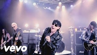 Клип Scorpions - All Day & All Of The Night