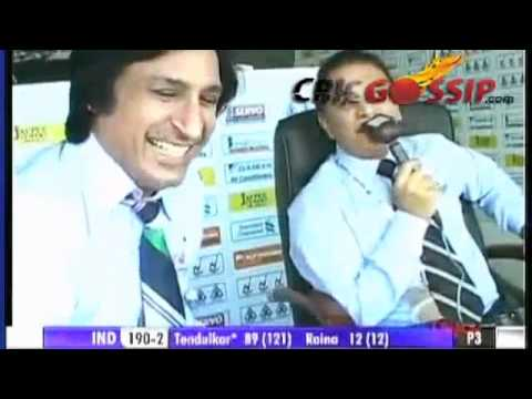 WHAT (Sunil Gavaskar) THINKS ABOUT  MR.IMRAN KHAN    2012