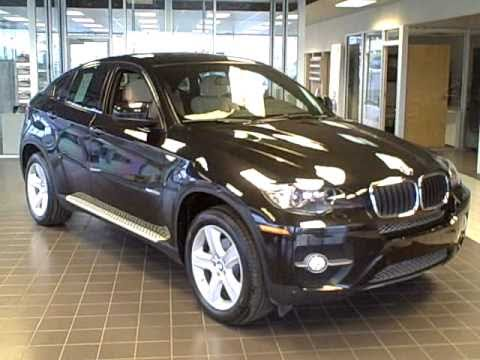 2011 Bmw X6 Xdrive35i Black Sapphire Metallic Youtube