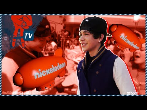 Austin Mahone at the Kids Choice Awards - Austin Mahone Takeover Ep 41