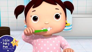 Brush Teeth Song | BRAND NEW! | Little Baby Bum Nursery Rhymes & Kids Songs | Songs for Children