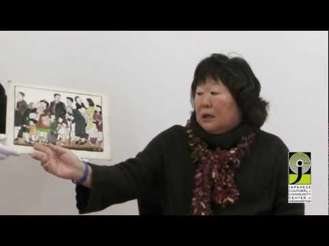 Art Behind Barbed Wire: Judy Kusakabe Interview