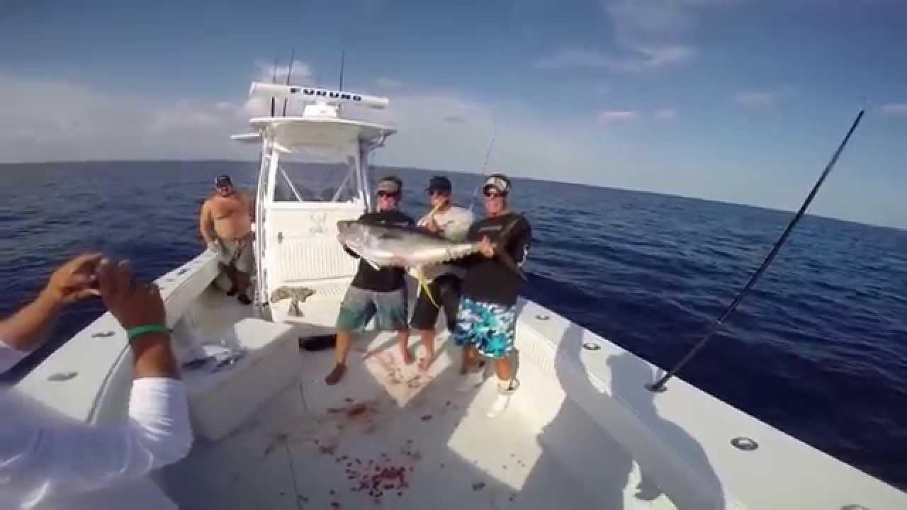 Killin It in the Bahamas