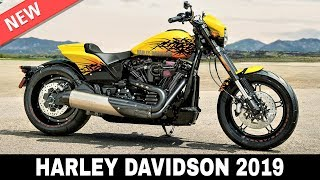 8 New Harley-Davidson Motorcycles Arriving to Save the Brand in 2019